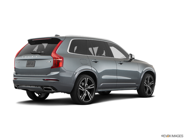 New Car 2019 Volvo XC90 T6 R-Design