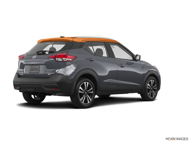 2019 Nissan Kicks Sv New Car Prices Kelley Blue Book