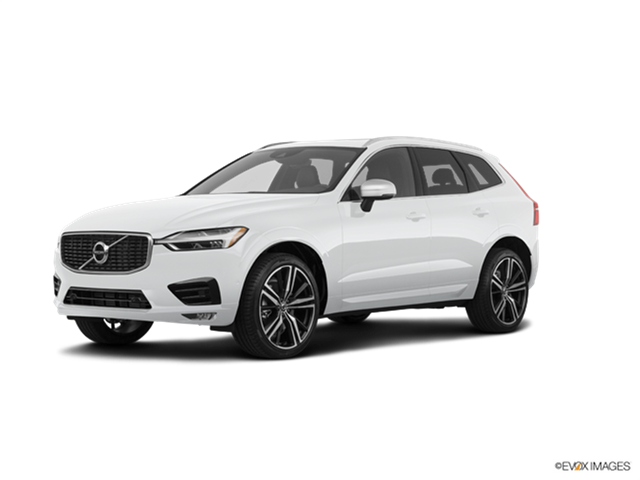 New Car 2019 Volvo XC60 T6 R-Design