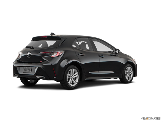 2019 Toyota Corolla Hatchback Se New Car Prices Kelley Blue Book