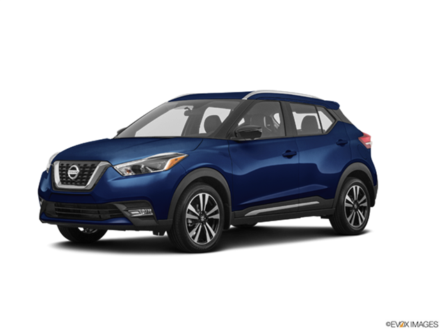 New Car 2018 Nissan Kicks SR