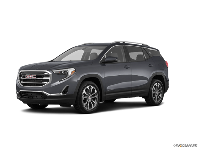 New Car 2019 GMC Terrain SLE