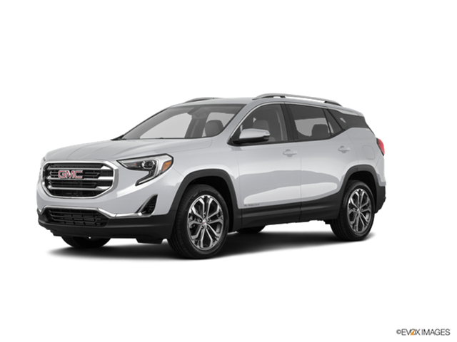 New Car 2019 GMC Terrain SL