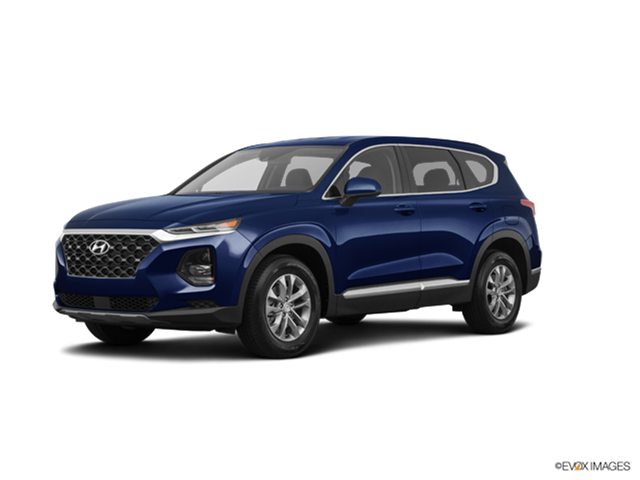 New Car 2019 Hyundai Santa Fe 2.4 SEL Plus