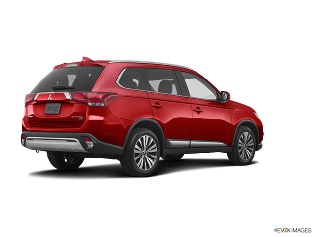 2017 Mitsubishi Outlander Sel >> 2019 Mitsubishi Outlander SEL New Car Prices | Kelley Blue ...
