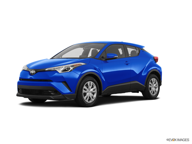 New Car 2019 Toyota C-HR Limited