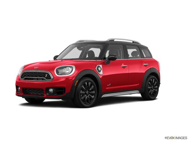 New Car 2019 Mini Countryman Cooper S All4
