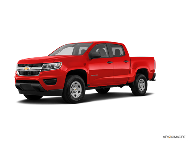 New Car 2019 Chevrolet Colorado Crew Cab LT