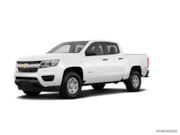 2019-Chevrolet-Colorado Crew Cab