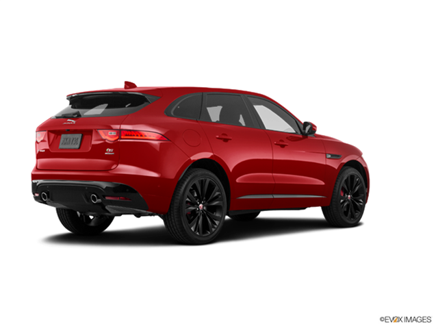 2017 Jaguar F Pace Prestige >> 2019 Jaguar F-PACE SVR New Car Prices | Kelley Blue Book