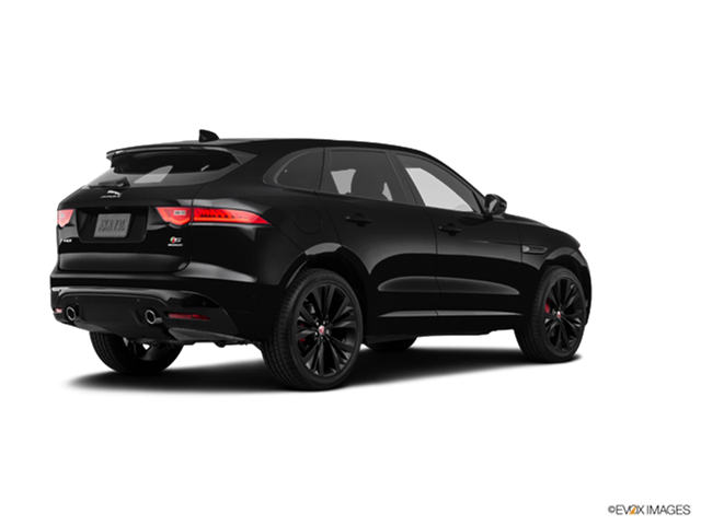 New Car 2019 Jaguar F-PACE SVR