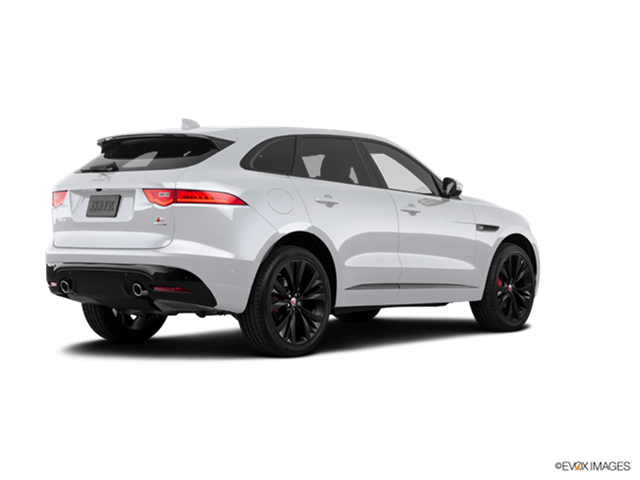 New Car 2019 Jaguar F-PACE 30t R-Sport