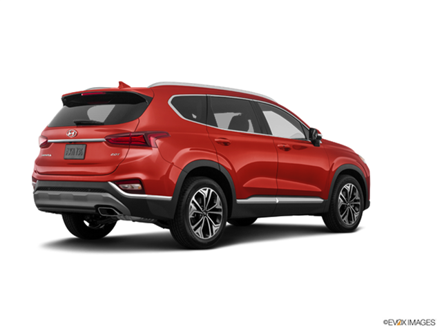 New Car 2019 Hyundai Santa Fe 2.0T Ultimate