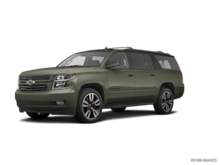 New Car 2019 Chevrolet Suburban LS