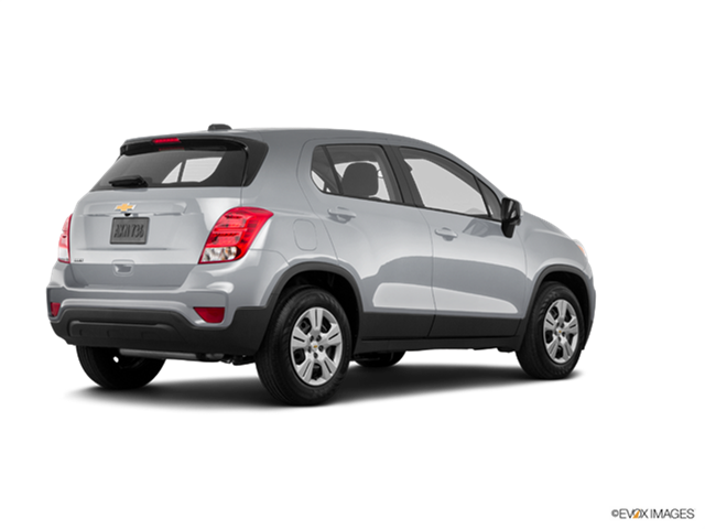 New Car 2019 Chevrolet Trax LS
