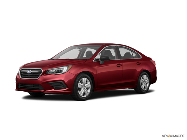 New Car 2019 Subaru Legacy 2.5i
