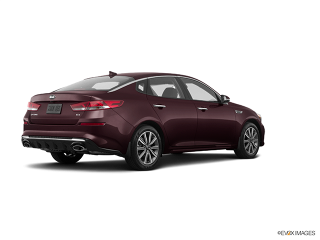 New Car 2019 Kia Optima EX