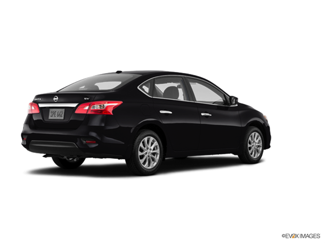 New Car 2019 Nissan Sentra SV