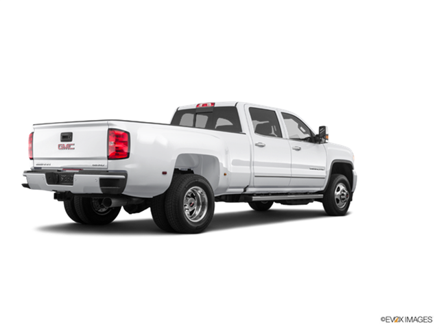 New Car 2019 GMC Sierra 3500 HD Crew Cab Denali
