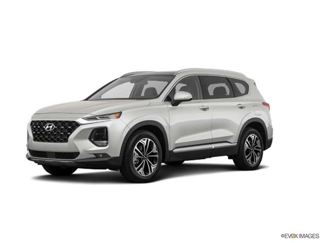 New Car 2019 Hyundai Santa Fe 2.0T Limited