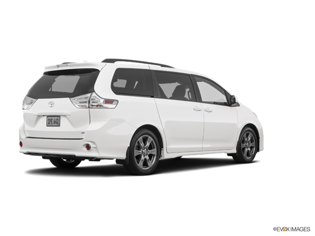 New Car 2019 Toyota Sienna Limited