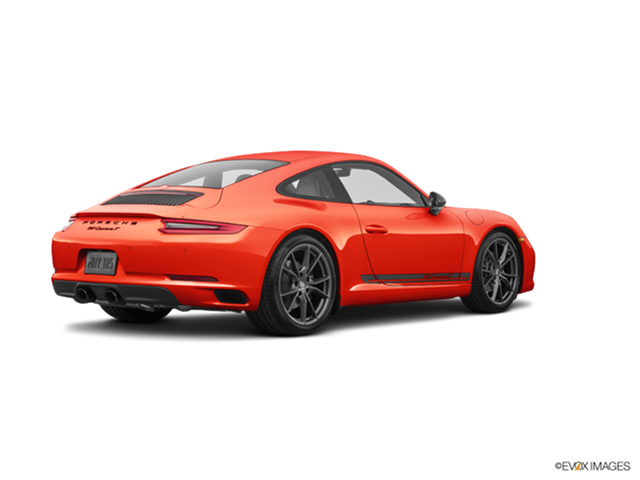 New Car 2019 Porsche 911 Carrera T