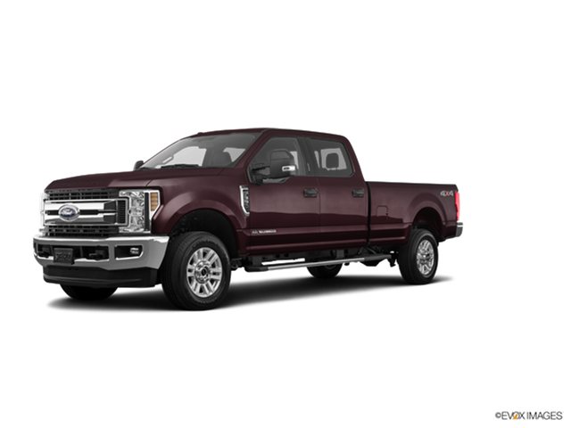 New Car 2019 Ford F350 Super Duty Crew Cab Limited