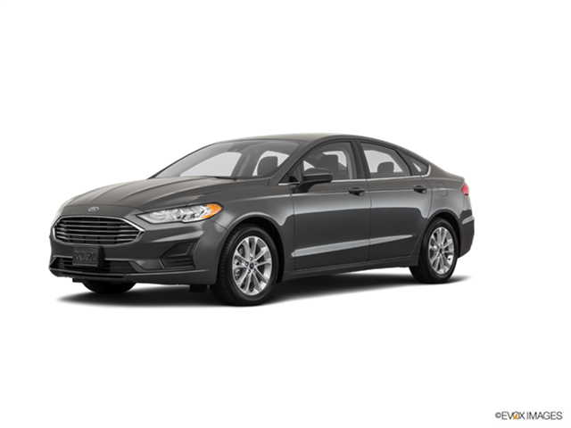 New Car 2019 Ford Fusion SEL