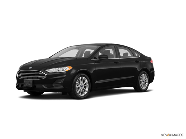 New Car 2019 Ford Fusion S