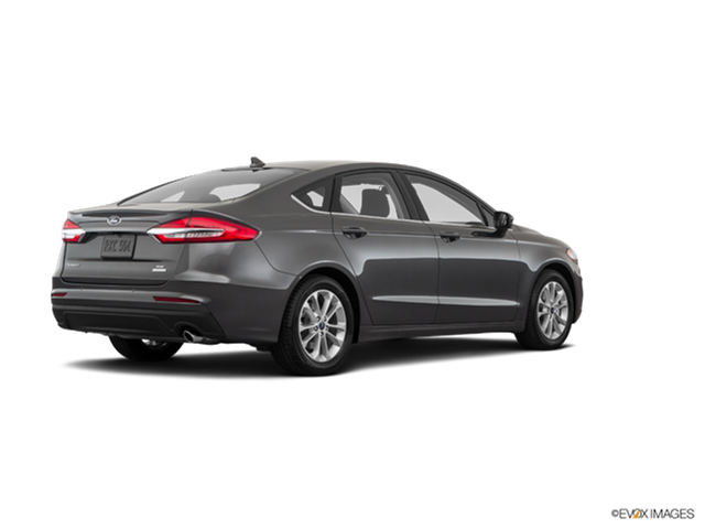 New Car 2019 Ford Fusion Sport