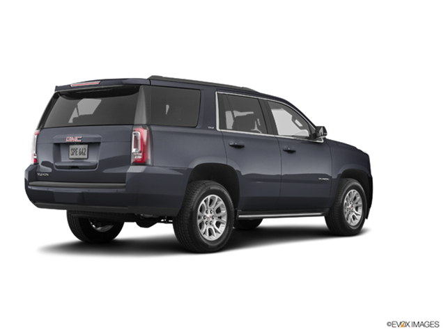New Car 2019 GMC Yukon SLT