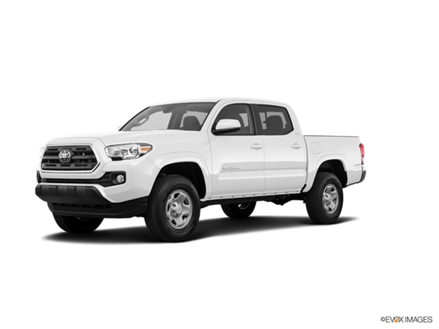 New Car 2019 Toyota Tacoma Double Cab Limited