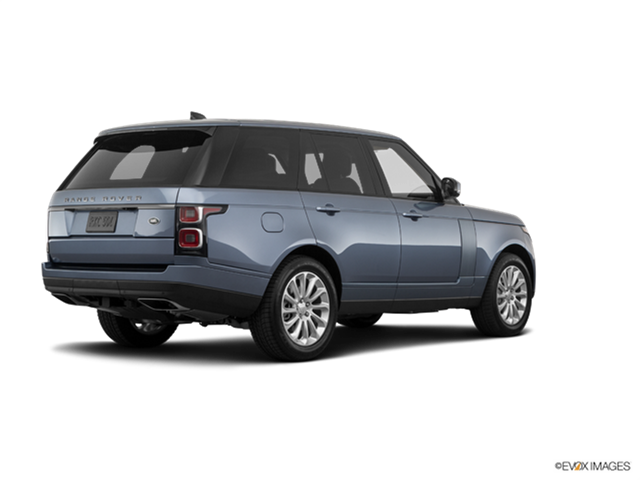 New Car 2019 Land Rover Range Rover SVAutobiography LWB