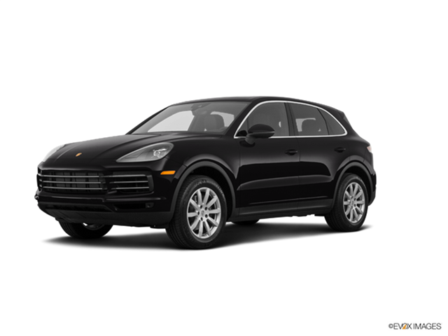 New Car 2019 Porsche Cayenne Turbo