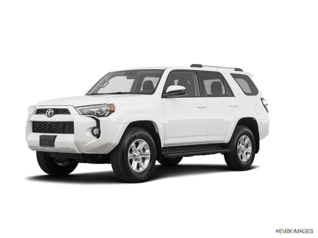 New Car 2019 Toyota 4Runner TRD Pro