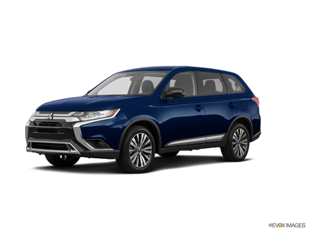 New Car 2019 Mitsubishi Outlander ES