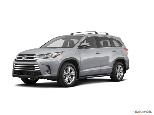 Toyota Suv Names >> Toyota Suv Models Kelley Blue Book