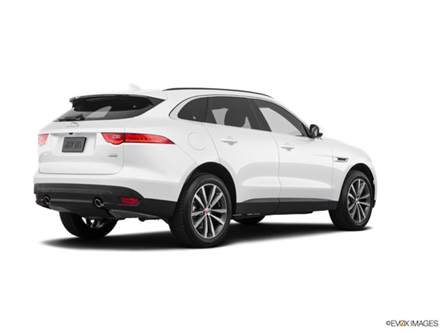 New Car 2019 Jaguar F-PACE 30t Premium
