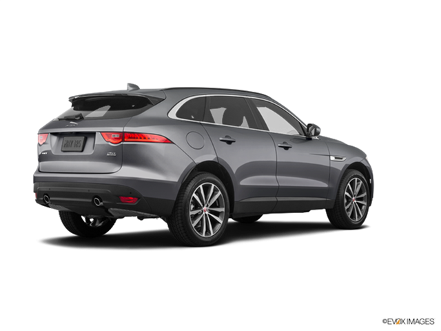 New Car 2019 Jaguar F-PACE 20d Prestige
