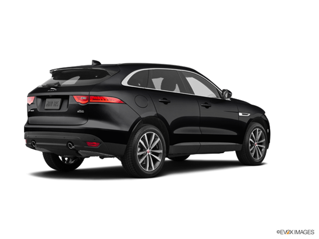 New Car 2019 Jaguar F-PACE 30t Prestige
