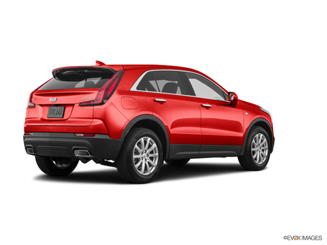New Car 2019 Cadillac XT4 Luxury