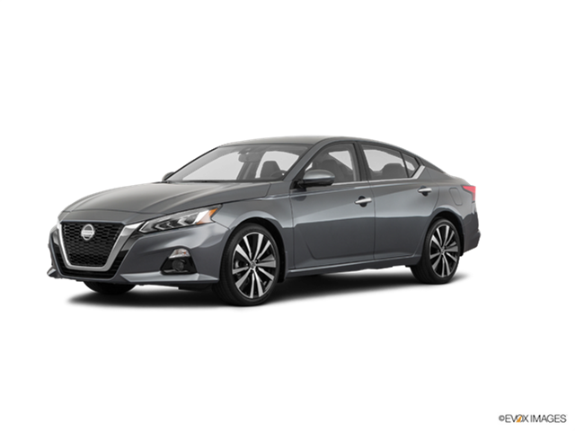 New Car 2019 Nissan Altima 2.5 Platinum