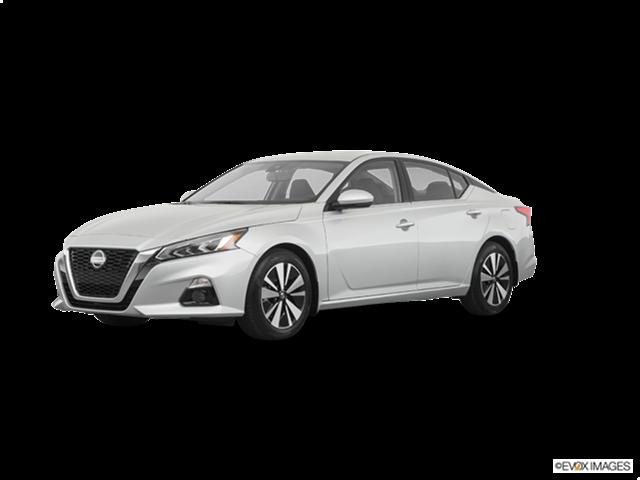 2019 Nissan Altima 2.5 SR New Car Prices | Kelley Blue Book