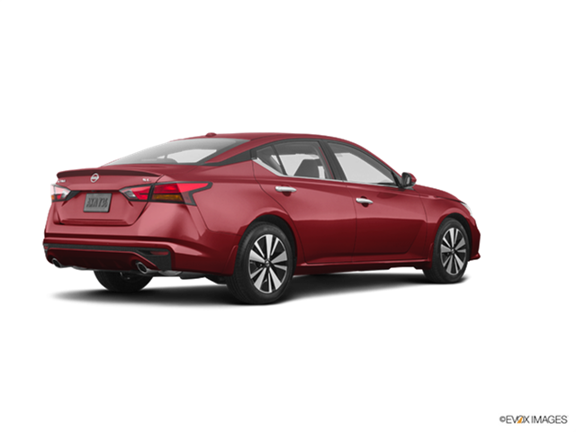 New Car 2019 Nissan Altima VC-T Edition One