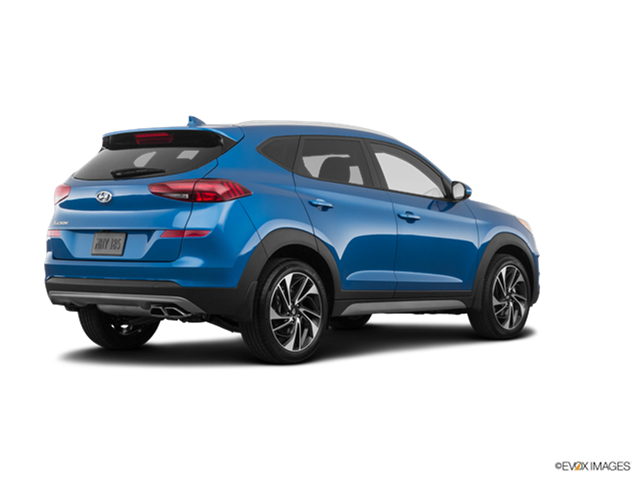 New Car 2019 Hyundai Tucson SEL