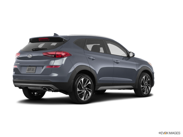 New Car 2019 Hyundai Tucson SE
