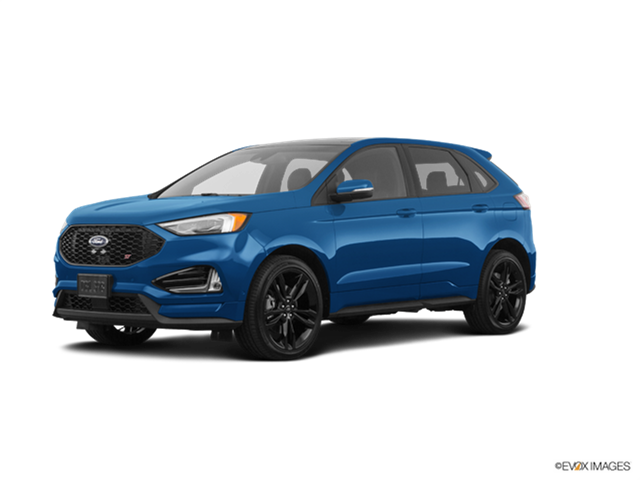 New Car 2019 Ford Edge ST