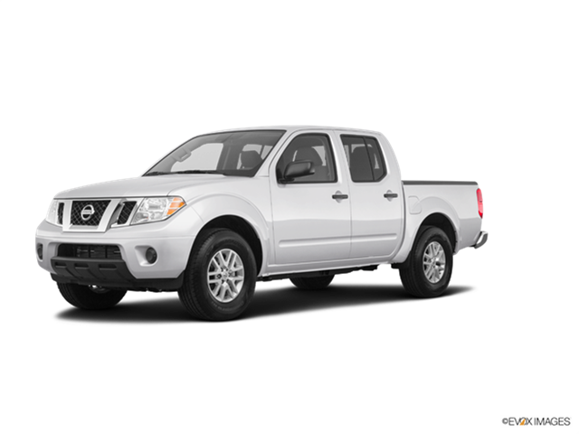 2019 Nissan Frontier Crew Cab Sl New Car Prices Kelley Blue Book