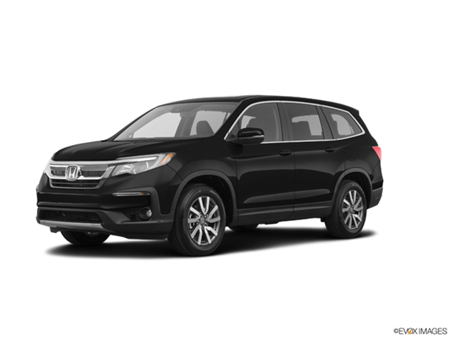 New Car 2019 Honda Pilot EX