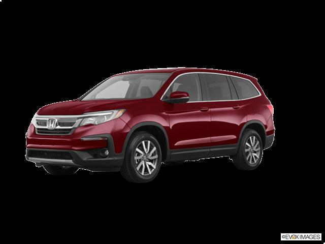 2019 Honda Pilot Ex New Car Prices Kelley Blue Book